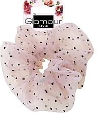 Parfumuri și produse cosmetice Elastic de păr, 417678, roz - Glamour