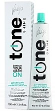 Parfumuri și produse cosmetice Vopsea de păr, fără amoniac - Vitality's Tone Shine