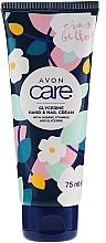 Parfumuri și produse cosmetice Cremă pentru mâini și unghii - Avon Care Glycerine Hand &Nail Cream