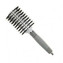 Parfumuri și produse cosmetice Perie Brushing pentru păr 32 mm - Olivia Garden Turbo Vent Boar Ceramic+ion