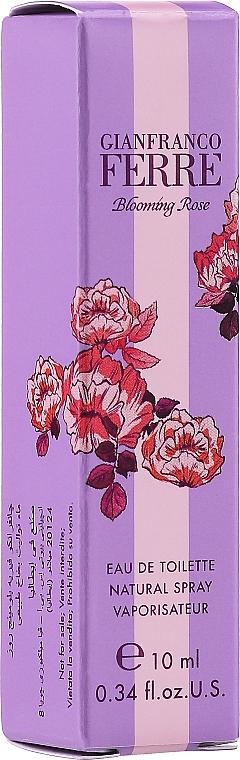 Gianfranco Ferre Blooming Rose - Apă de toaletă (mini)