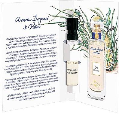 Dermacol Aromatic Bergamot And Vetiver - Apă de parfum (mostră)