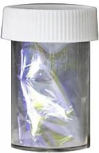 Folie cu efect de sticlă pentru unghii - Ronney Professional Transfer Glass Foil — Imagine N1