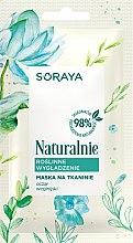 Parfumuri și produse cosmetice Mască de față - Soraya Naturalnie Mask