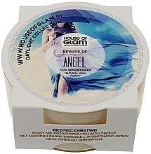 Parfumuri și produse cosmetice Lumânare parfumată - House of Glam Beware of Angel Candle (mini)