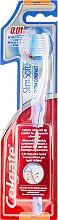 Parfumuri și produse cosmetice Periuță de dinți, moale - Colgate Slim Soft Ultra Compact