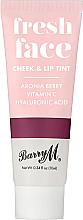 Духи, Парфюмерия, косметика Тинт для щек и губ - Barry M Fresh Face Cheek & Lip Tint