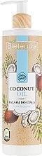 Parfumuri și produse cosmetice Loțiune hidratantă de corp - Bielenda Coconut Oil Moisturizing Body Lotion