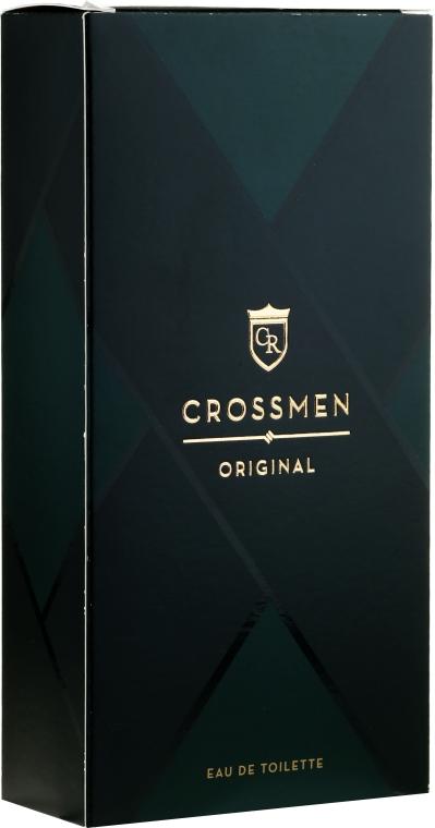 Coty Crossmen Original - Apa de toaletă