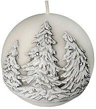 Parfumuri și produse cosmetice Lumânare aromată, 10 cm - Artman Christmas Tree Candle Ball