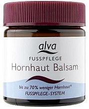 Parfumuri și produse cosmetice Balsam pentru picioare - Alva Anti Callus Balm