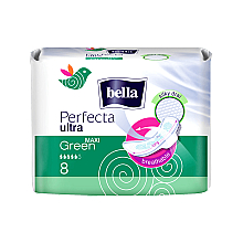 Parfumuri și produse cosmetice Absorbante Perfecta Green Maxi Drai Ultra, 8buc - Bella