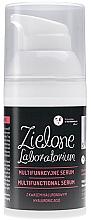 Parfumuri și produse cosmetice Ser facial multifuncțional cu acid hialuronic - Zielone Laboratorium Multifunkcyjne Serum