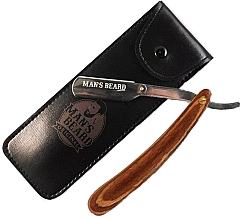 "Parfumuri și produse cosmetice Brici - Man's Beard Shavette ""Woody"""
