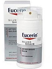 Parfumuri și produse cosmetice Balsam după ras - Eucerin Silver Shave Ater Shave Balm
