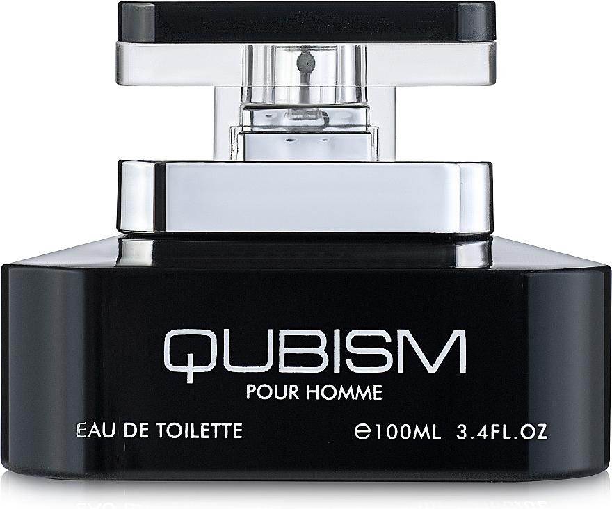 Emper Qubism - Apa de toaletă