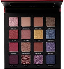 Parfumuri și produse cosmetice Paletă farduri de ochi - Milani Gilded Rouge Hyper-Pigmented Eyeshadow Palette