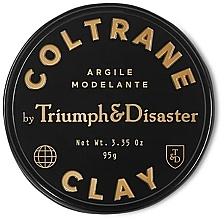 Parfumuri și produse cosmetice Моделирующая помада для укладки волос - Triumph & Disaster Coltrane Clay