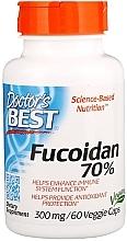 "Parfumuri și produse cosmetice Supliment alimentar ""Fucoidan"" - Doctor's Best Fucoidan 70%"