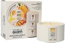 Parfumuri și produse cosmetice Lumânare parfumată - House of Glam Mango Delight Candle