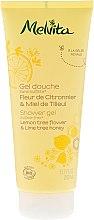 Parfumuri și produse cosmetice Gel de duș - Melvita Body Care Shower Lemon & Lime Tree Honey