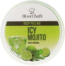 """Parfumuri și produse cosmetice Scrub pentru corp """"Mojito"""" - Hristina Stani Chef'S Icy Mojito Body Peeling"""