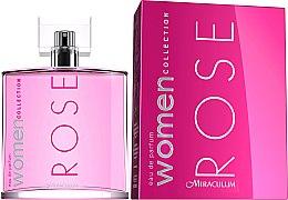 Parfumuri și produse cosmetice Miraculum La Rose - Apă de parfum