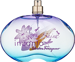 Parfumuri și produse cosmetice Salvatore Ferragamo Incanto Shine - Apă de toaletă (tester fără capac)