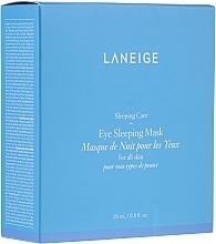 Parfumuri și produse cosmetice Mască de noapte pentru zona ochilor - Laneige Sleeping Care Sleeping Eye Mask