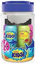 Parfumuri și produse cosmetice Set - Baylis & Harding Kids (b/wash/3x100ml + b/foam/2x100ml + sponge/1pcs)