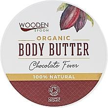 Духи, Парфюмерия, косметика Cremă Unt de corp - Wooden Spoon Chocolate Fever Body Butter