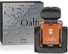 Parfumuri și produse cosmetice Ajmal Oath For Him - Apă de parfum