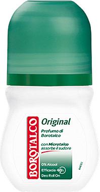 Deodorant-Antiperspirant Roll-On - Borotalco Original Ball Deo  — Imagine N1