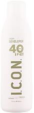 Parfumuri și produse cosmetice Cremă-activator de păr - I.C.O.N. Ecotech Color Cream Activator 40 Vol (12%)