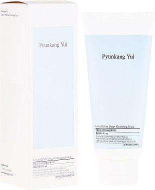 Spumă de curățare cu pH scăzut pentru față - Pyunkang Yul Pore Deep Cleansing Foam