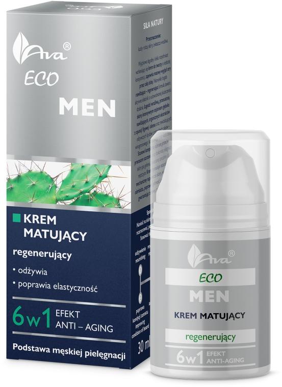 Cremă după ras - Ava Laboratorium Eco Men Cream — Imagine N1