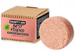 Parfumuri și produse cosmetice Săpun pentru păr și corp - Beauty Jar Best Friend Hair & Body Multi-Purpose Bar