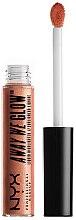 Parfumuri și produse cosmetice Iluminator - NYX Professional Makeup Away We Glow Liquid Highlighter