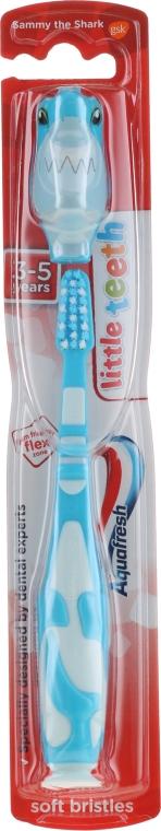 Periuță de dinți pentru copii, Rechinul Archie - Aquafresh Soft
