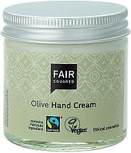 """Parfumuri și produse cosmetice Cremă de mâini """"Măsline"""" - Fair Squared Olive Hand Cream"""