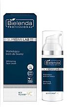 Parfumuri și produse cosmetice Cremă iluminatoare de noapte pentru față - Bielenda Professional SupremeLab Reti Power2 VC