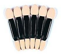 Parfumuri și produse cosmetice Set aplicator pentru farduri, 6 buc. 35159 - Top Choice