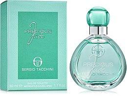 Parfumuri și produse cosmetice Sergio Tacchini Precious Jade - Apă de toaletă