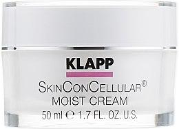 Parfumuri și produse cosmetice Cremă hidratantă pentru față - Klapp Skin Con Cellular Moist Cream