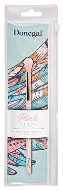 Pensulă pentru farduri de ochi, 4224 - Donegal Pink Ink — Imagine N2