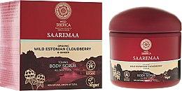 Parfumuri și produse cosmetice Scrub tonifiant pentru corp - Natura Siberica Saarema Toning Body Scrub