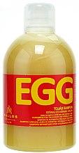 """Parfumuri și produse cosmetice Șampon pentru păr uscat """"Ou"""" - Kallos Cosmetics Egg Shampoo"""