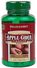"Parfumuri și produse cosmetice Supliment alimentar ""Oțet de mere"" - Holland & Barrett Apple Cider Vinegar 300mg"