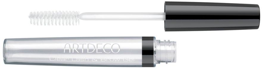 Gel transparent pentru gene și sprâncene - Artdeco Clear Lash & Brow Gel