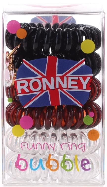 Set elastice de păr - Ronney Professional Funny Ring Bubble 1 — Imagine N1